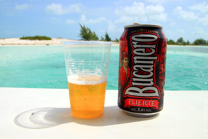 Bucanero: тёмное пиво на Кубе.