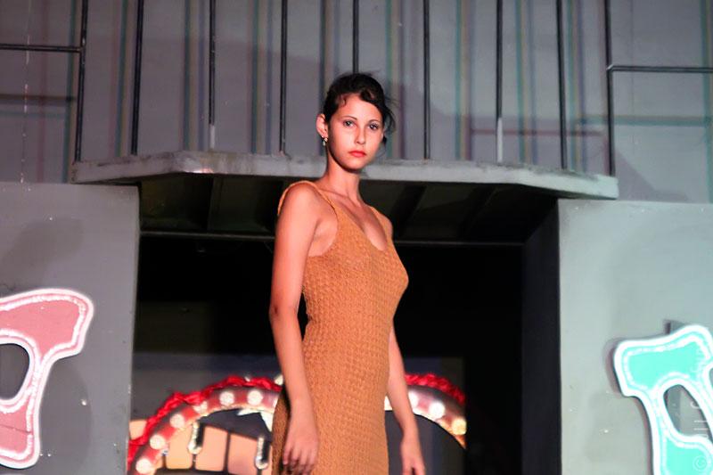 Fashion Show в отеле Аренас Дорадас.