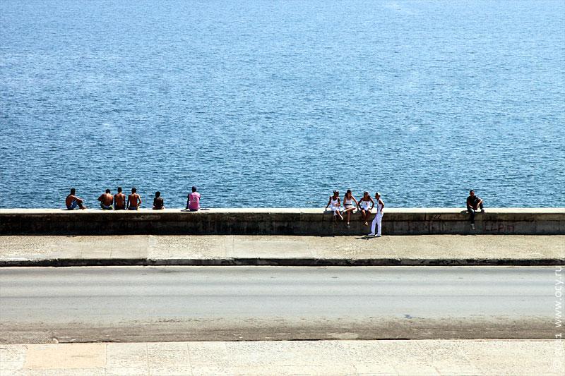 Набережная Гаваны — Маликон. 2011 год.